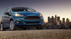 Nuevo Ford Fiesta: papá me deja el