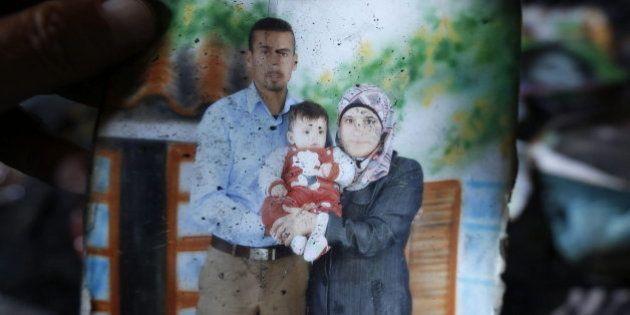 Muere el padre del bebé fallecido en el incendio causado por colonos