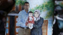 Muere el padre de Ali, el bebé palestino quemado por