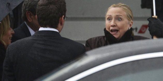 Bloomberg le ofrece a Hillary Clinton sucederle como alcalde de Nueva