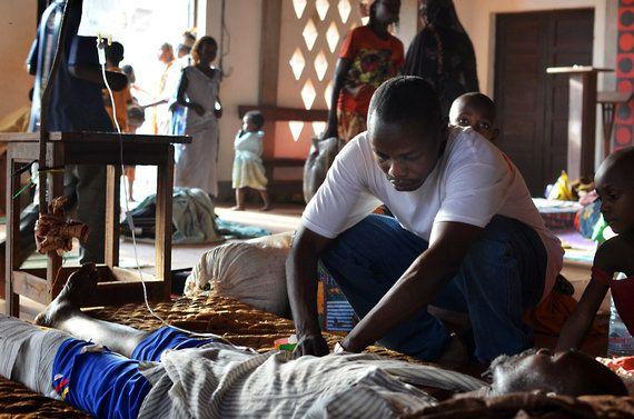 La respuesta internacional en República Centroafricana es tardía e