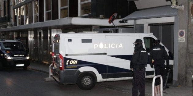Díaz Ferrán: una mañana en el banquillo de los