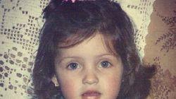 Adivina quién era así de guapa de pequeña