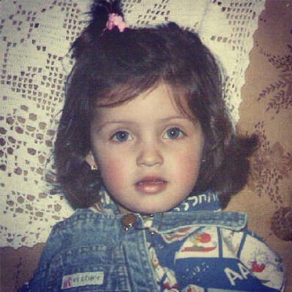 Sara Carbonero de pequeña: Iker Casillas publica su imagen en Instagram