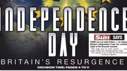 Las portadas con las que los diarios se posicionan ante el