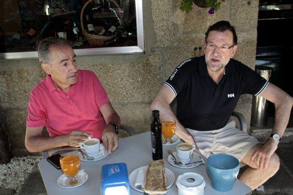 Rajoy acude a Galicia y pasea de nuevo por una de sus rutas