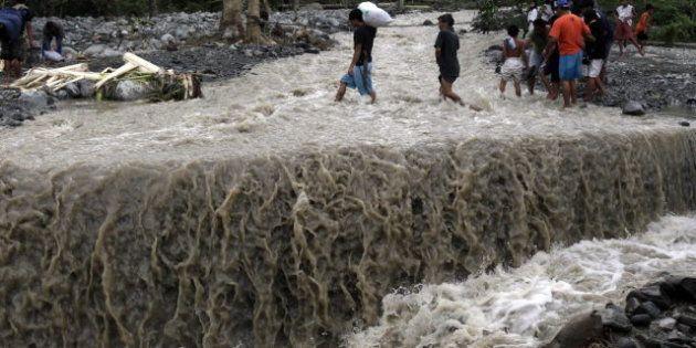 'Bopha' en imágenes: lo que deja el tifón de Filipinas