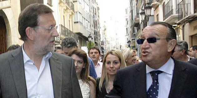 Carlos Fabra pide el indulto al Ministerio de