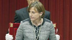 Forcadell exige al Gobierno que aclare si fue objeto de seguimiento