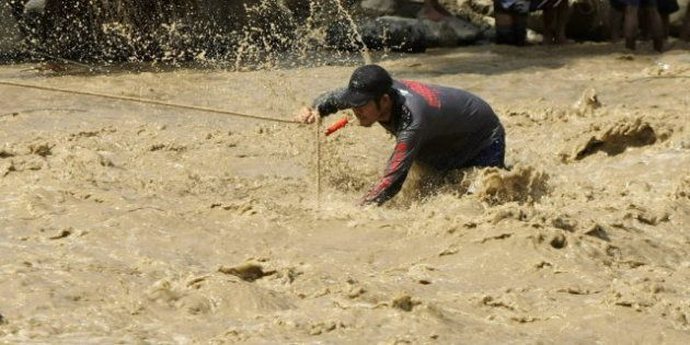 Suben a 418 los muertos por el tifón 'Bopha' en