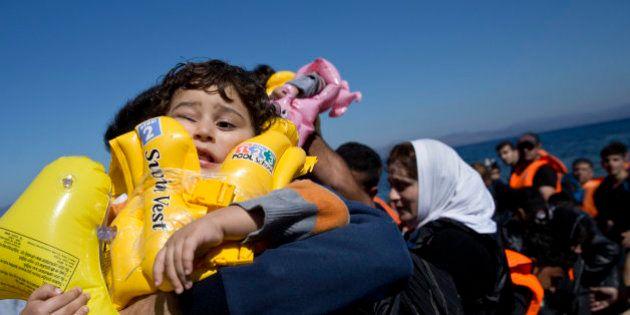 La UE registra 210.000 demandas de asilo en el segundo trimestre, un 85%