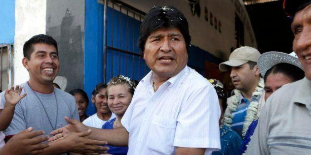 Elecciones Bolivia 2014: El país vota con Evo Morales como claro