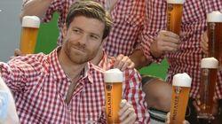 Así de bien se lo pasa Xabi Alonso en Alemania