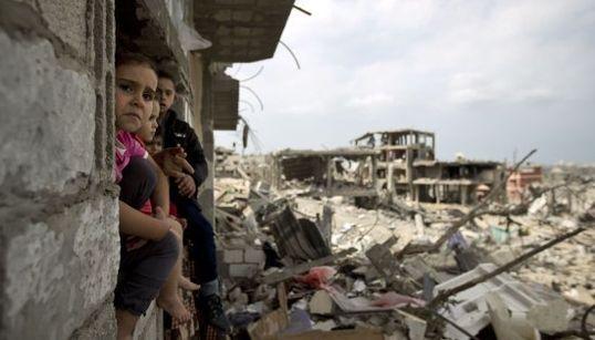 Para que no te olvides: Gaza sigue estando así
