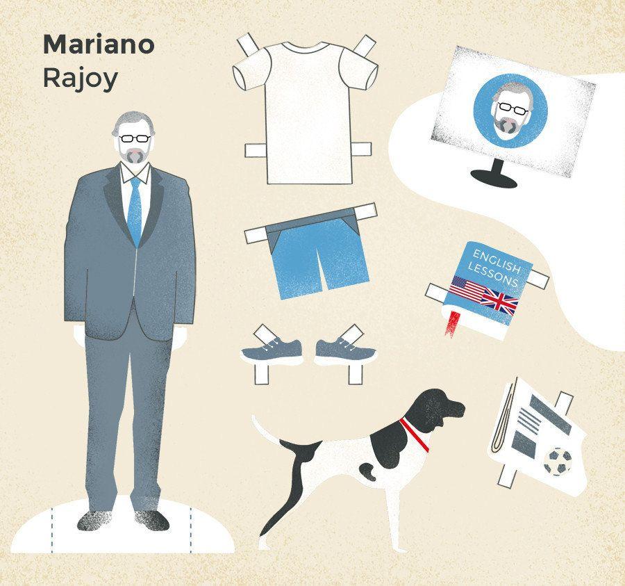 El otro traje de los candidatos: ¡juega a los