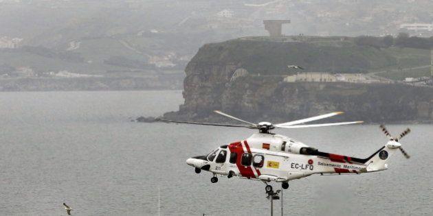 Tres marineros muertos y dos desaparecidos en un naufragio en