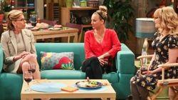 El primer bebé de 'The Big Bang Theory' tiene un nombre
