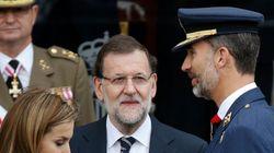 Rajoy, sobre la estrategia soberanista: