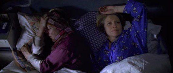 La emotiva escena lésbica eliminada de 'Love