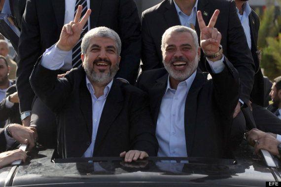 Hamás celebra su 25 aniversario en Gaza por todo lo
