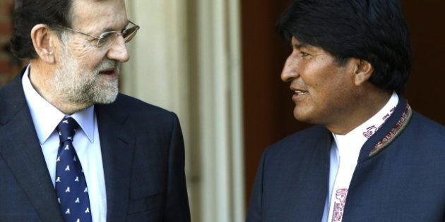 Rajoy garantiza que Bolivia seguirá como prioridad de la cooperación