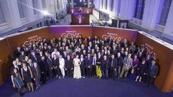 La cena de los nominados a los Goya, vista por sus protagonistas desde
