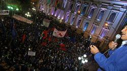 Evo Morales, proclamado vencedor de las elecciones de