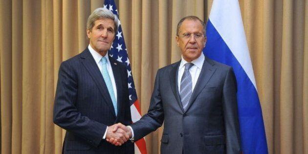 Acuerdo sobre Ucrania en Ginebra: amnistía y desarme de grupos armados