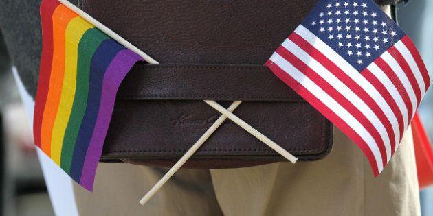 Los estados de Maryland y Maine aprueban el matrimonio
