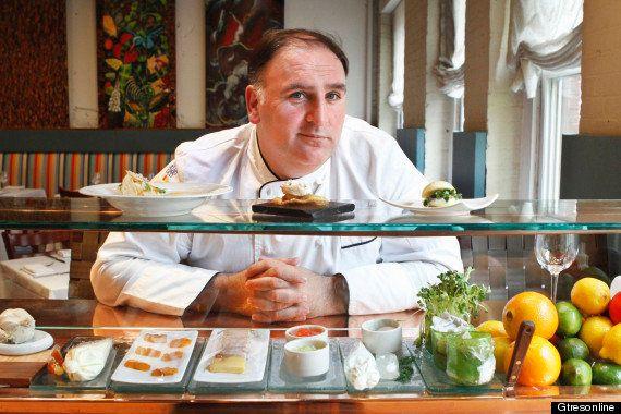 José Andrés Puerta: el chef español que cocina para