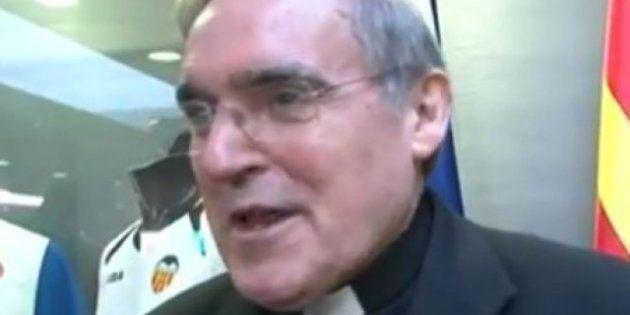 El arzobispo de Barcelona, Lluís Martínez Sistach, apoya el modelo de inmersión lingüística en