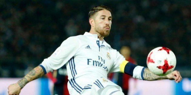 Críticas al árbitro por no expulsar a Ramos en esta