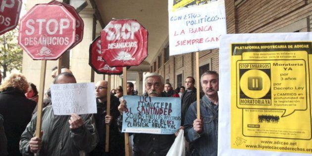 Hallan muerta en Peñafiel (Valladolid) a una mujer que iba a ser desalojada por no pagar el