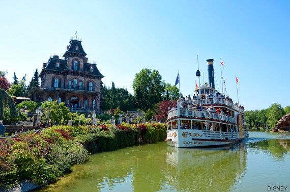 Por qué el castillo es rosa y otras 27 curiosidades de Disneyland