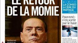 'Libération' recibe a Berlusconi: