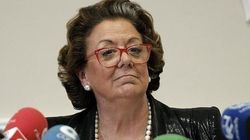 Rita Barberá rompe su
