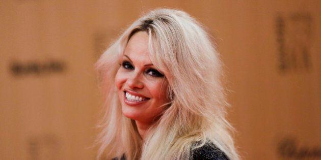 Pamela Anderson estaría