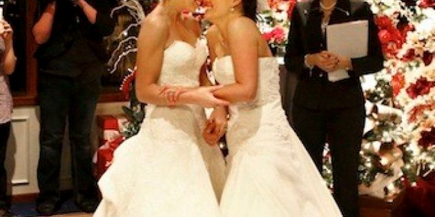 Primeras bodas gay en Washington