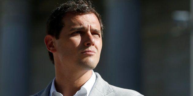 Rivera niega haber prometido apoyo a De Alfonso a cambio de
