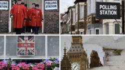 Las fotos más bonitas del día de la votación del