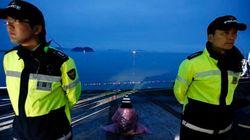 Orden de arresto contra el capitán y dos oficiales del barco surcoreano
