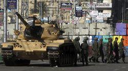 Crónicas egipcias de la revuelta contra el fascismo: Se puede escribir con un pie