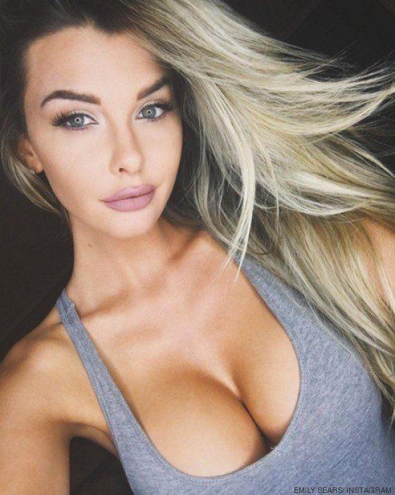 Una modelo avisa a parejas y madres de hombres que le mandan fotos