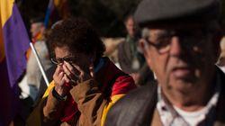 Las víctimas del franquismo piden ayuda a