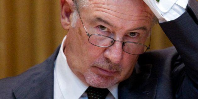 El PP no descarta expulsar a Rato del partido por las 'tarjetas