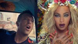 Coldplay y Beyoncé: el dueto más explosivo de la