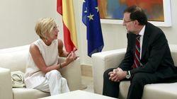 El feo de Rajoy a Rosa