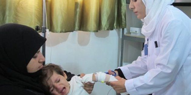 Siria: las heridas de guerra que no se