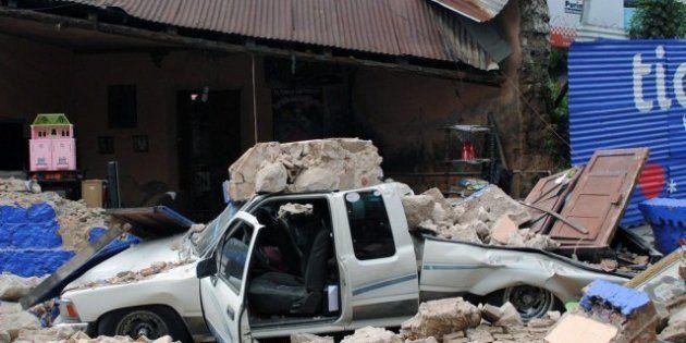 Un terremoto de magnitud 7,5 en Guatemala causa al menos 48 muertos y 23