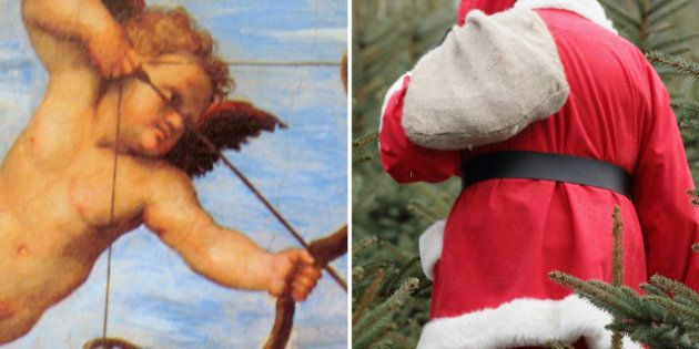 Navidad en Estados Unidos: El 52% cree en Santa Claus y el 17%, en